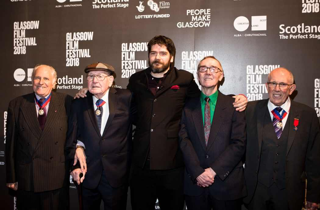 World Premiere at Glasgow Film Festival