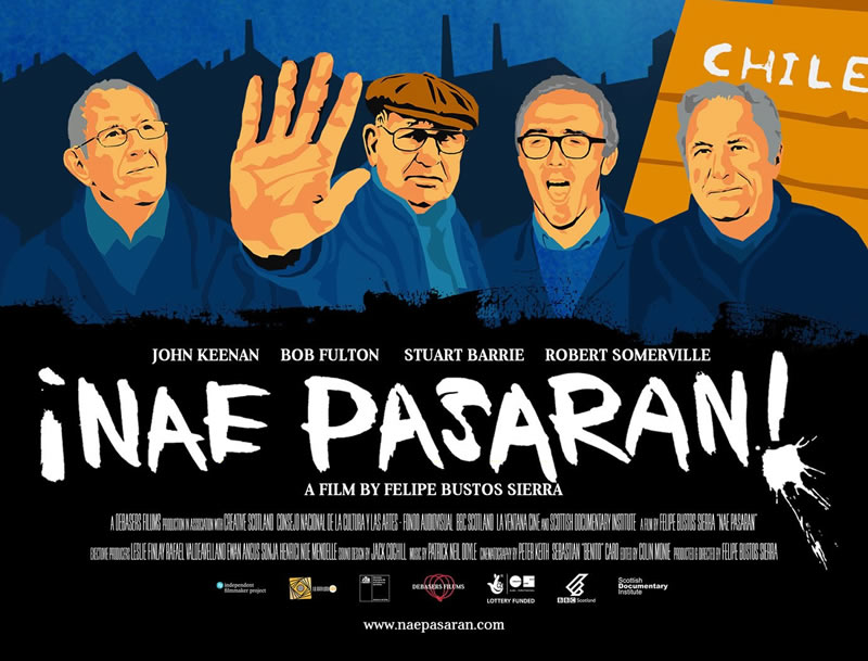 Nae Pasaran Tour March 2018